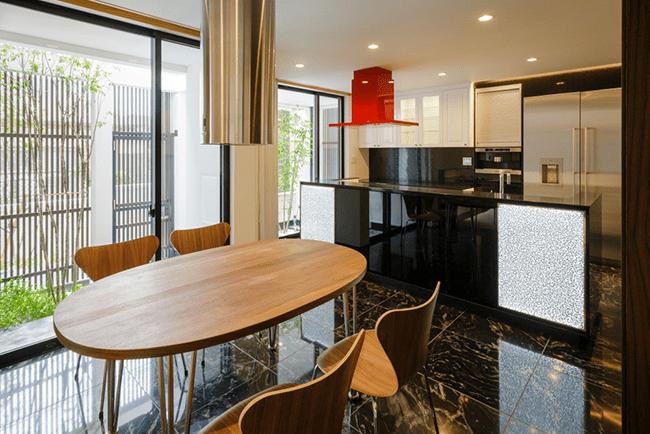 MITSUTOSHI OKAMOTO ARCHITECT OFFICE, Wixユーザーの美しい室内写真