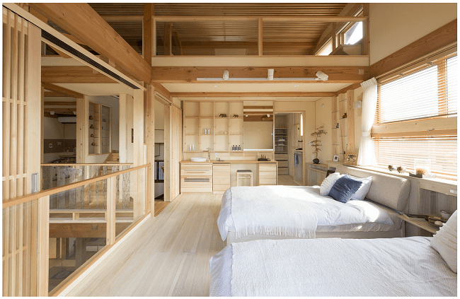 昇栄木材建設のWixサイトに掲載されているリフォーム例