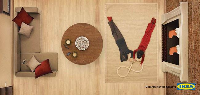IKEAのチラシ画像