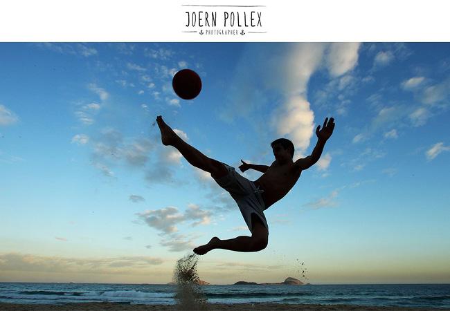 Joern Pollexのポートフォリオサイト