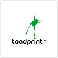Toadprintのロゴ