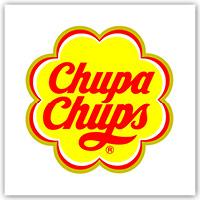 チュッパチャプスのロゴデザイン