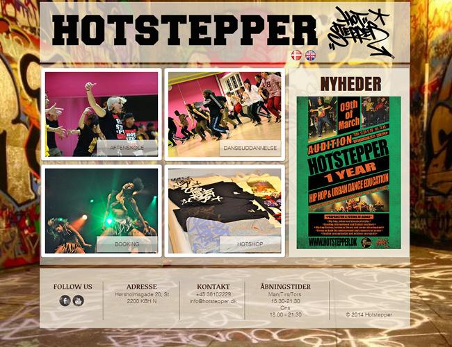 Hot Stepper