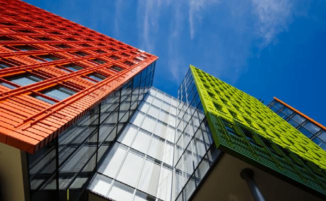 建物からデザインのアイディアが沸くことも